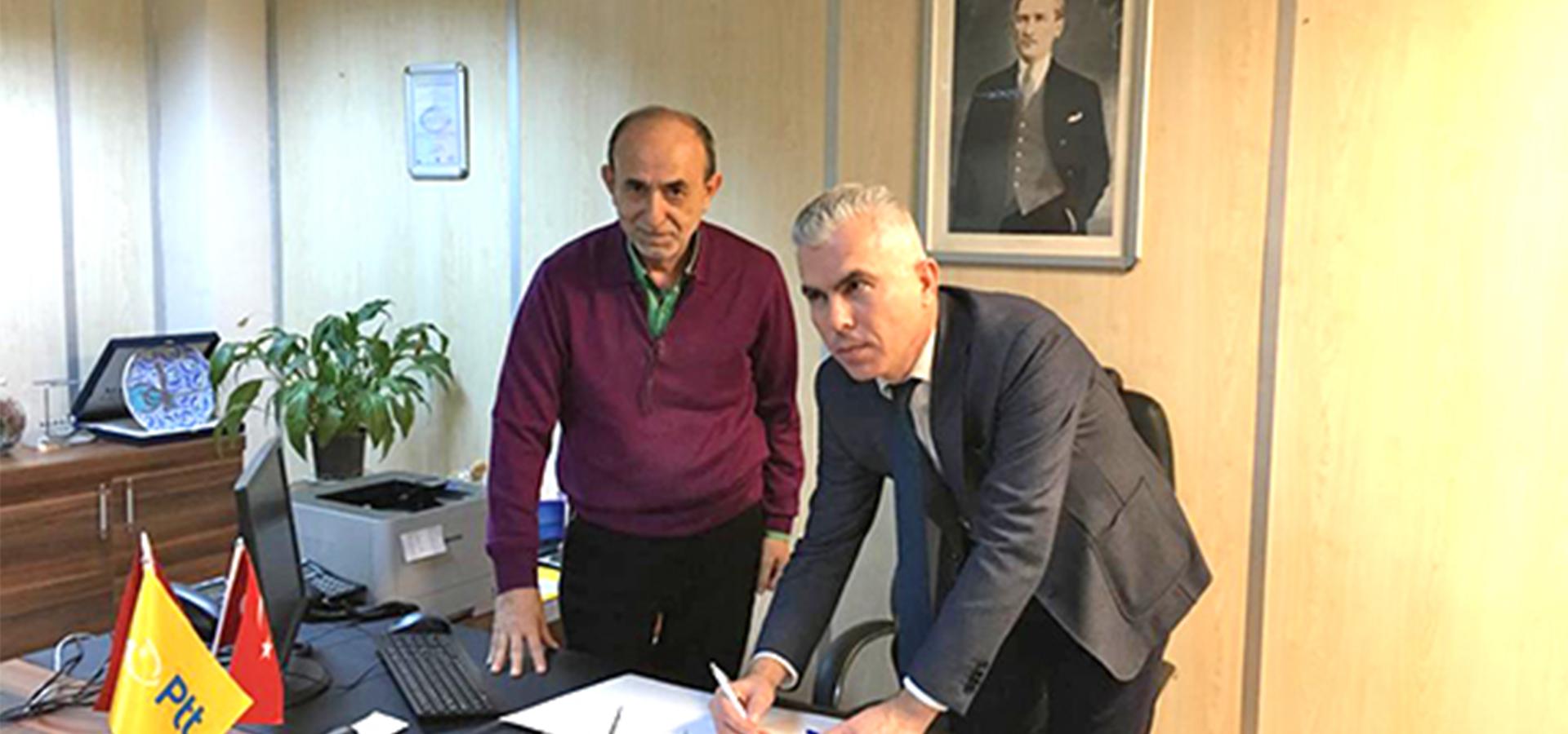 SEYAD, PTT Kargo ile Anlaşmasını Yeniledi